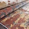 Турецкий Абстрактный Ковер Дизайн 09 Разноцветный Прямоугольный