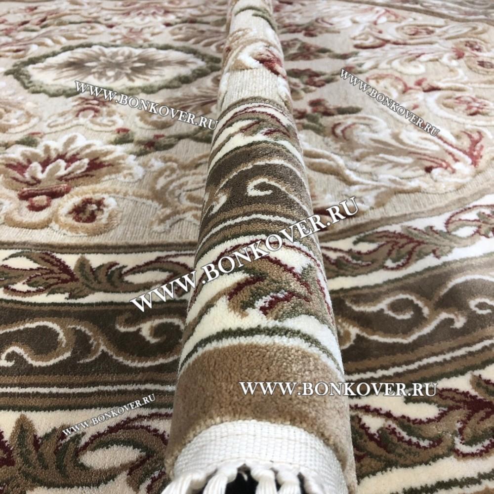 Бельгийский Ковер для гостиной Арт 0525 Овальный