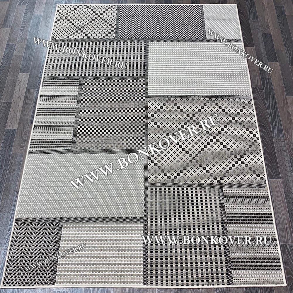 Безворсовый ковер Циновка Дизайн 11 Прямоугольный