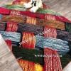 Детский Ковер Разноцветный Дизайн 01