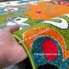 Детский Ковер Разноцветный Дизайн 12
