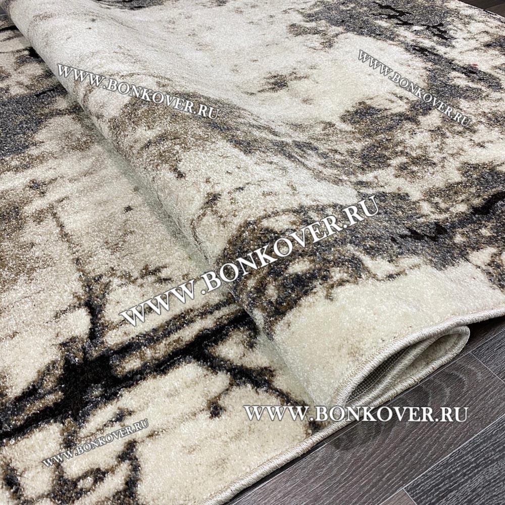 Ковер Лофт Серый 02 Овал