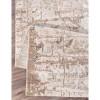 Турецкий Ковер Для Гостиной Дизайн 03 Бежево-коричневый Прямоугольный
